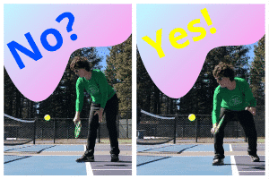 Developing a Consistent Backhand Dink
